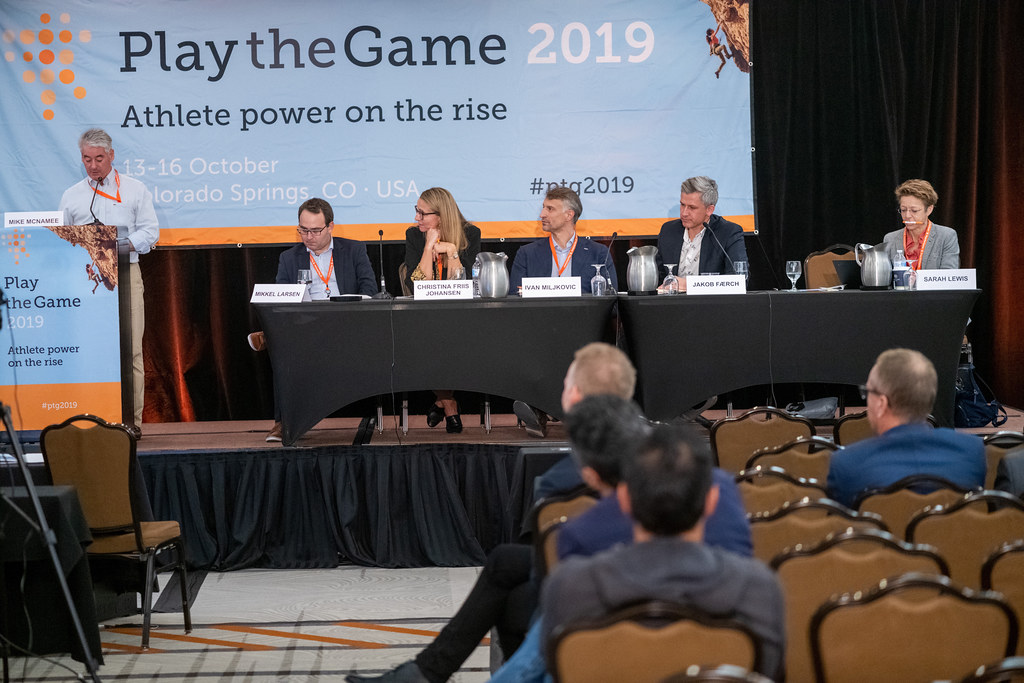 Play the Game 2019: International federations: Better governance & dirty tricks
