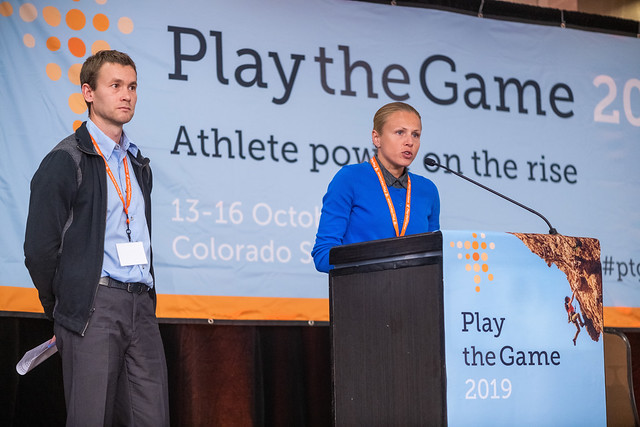 Openings session: Athlete power on the rise
