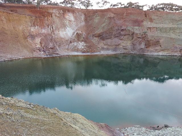 Coolgardie Open Pit Gold Mine