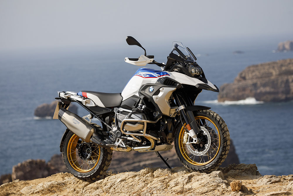 2019 BMW R1250GS Front Side Exterior Picture