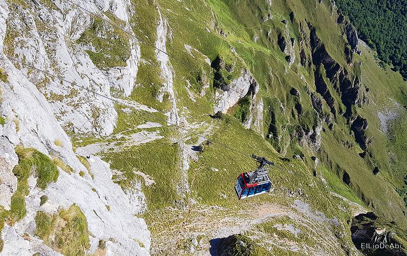Echando la mañana en los Picos de Europa en la zona de Fuente Dé (18)