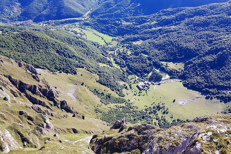 Echando la mañana en los Picos de Europa en la zona de Fuente Dé (17)