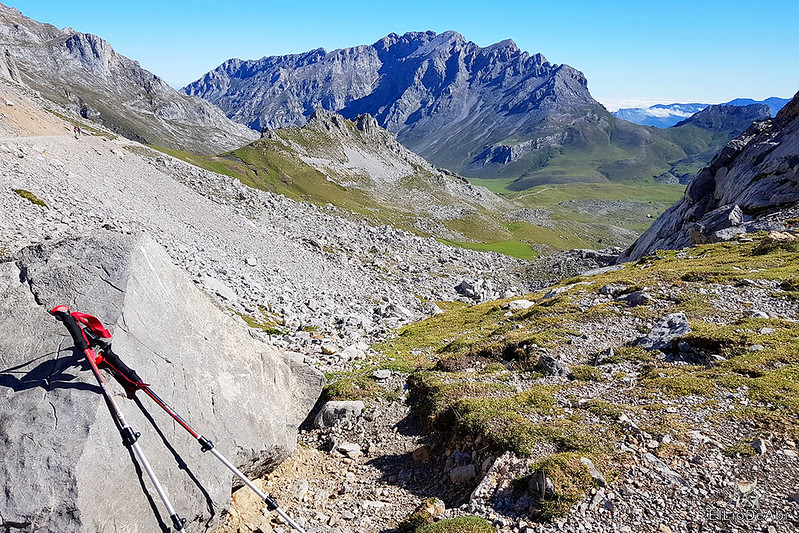 Echando la mañana en los Picos de Europa en la zona de Fuente Dé (14)