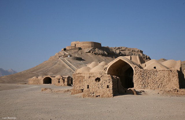 Necrópolis Zoroastrista