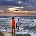 12. Oktoober 2019 - 9:57 - Masters training at the beach