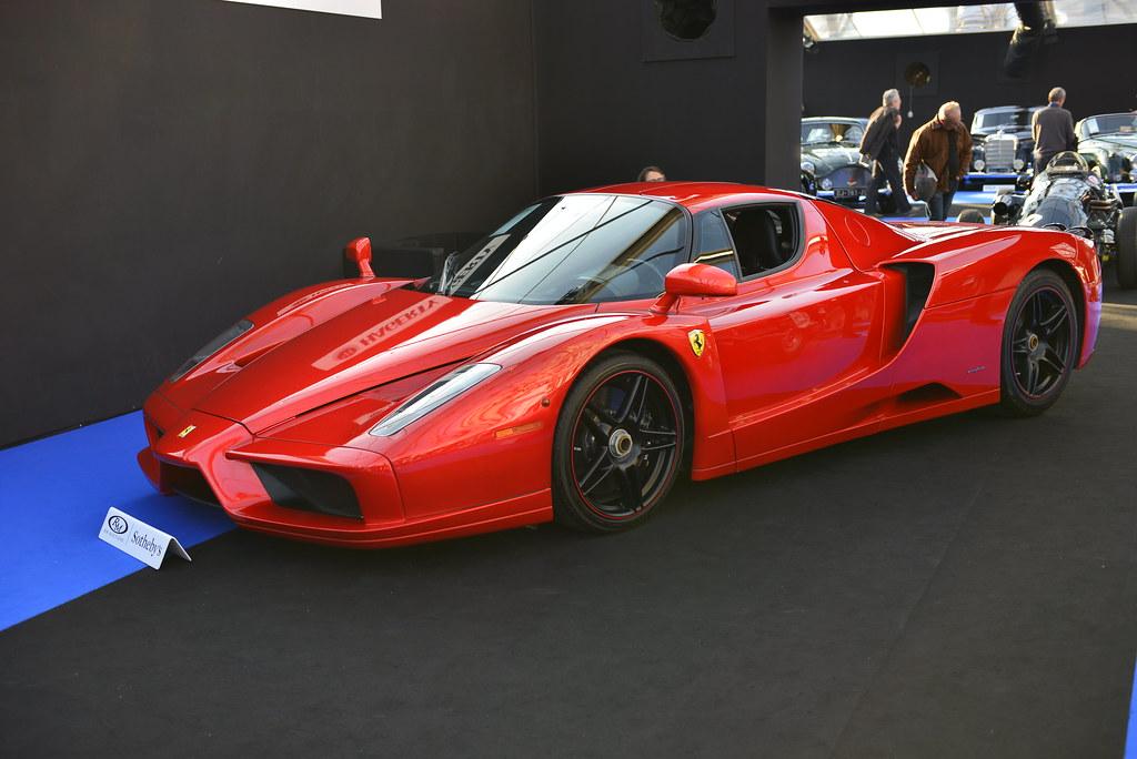 2003 Ferrari Enzo Rm Sotheby S Paris 2019 Aux Invalide Flickr