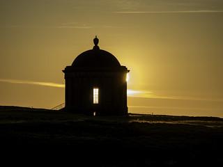 Mussenden Temple from Castlerock 7