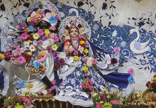ISKCON Seattle Deity Darshan 13 Oct 2019