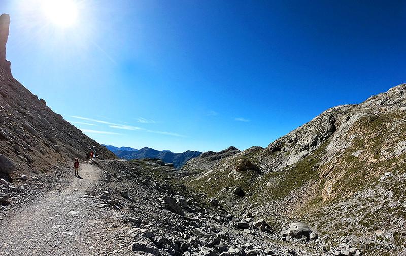 Echando la mañana en los Picos de Europa en la zona de Fuente Dé (10)