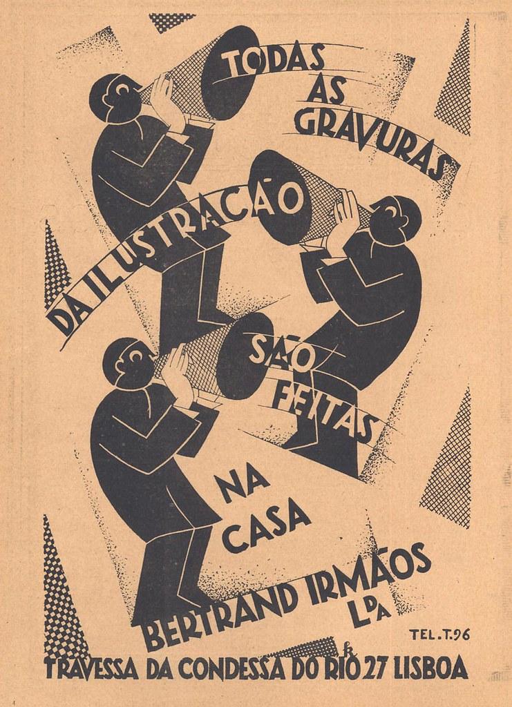 Publicidade antiga | vintage advertisement | 1928