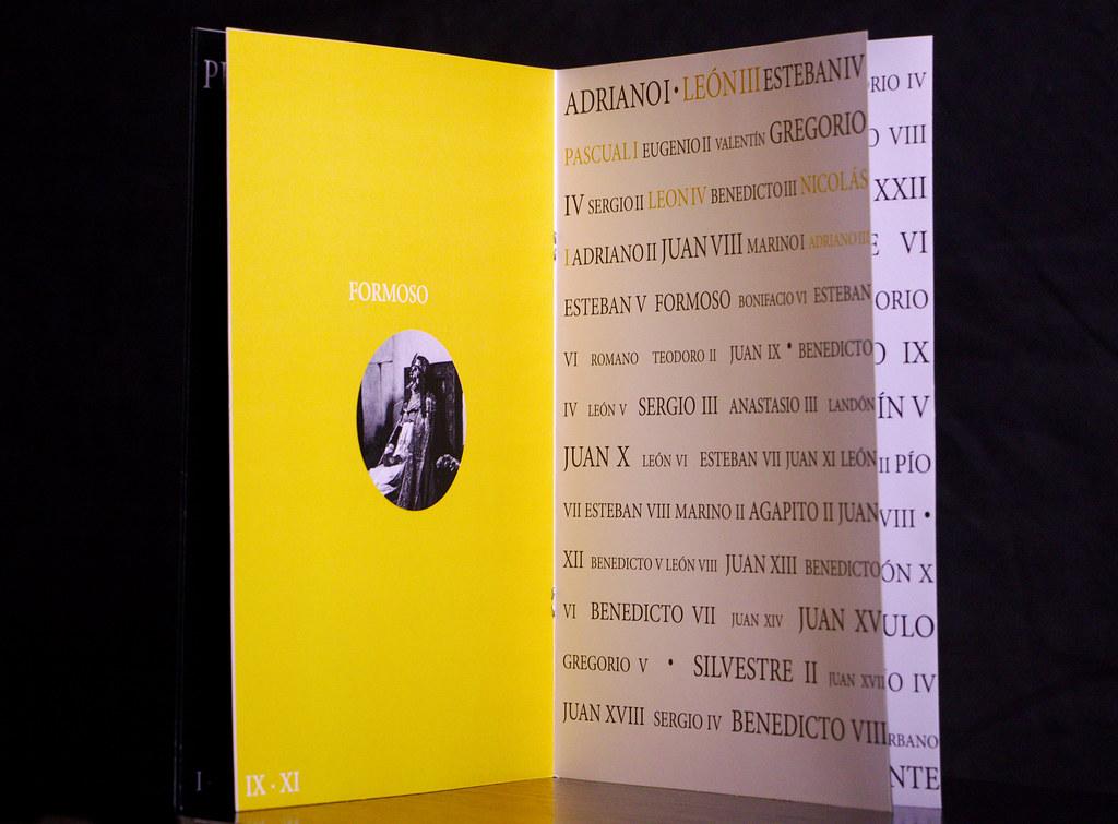 Booklet con Claude Marzzoto. 2º Arquitectura. Universidad de Navarra. 2019-20