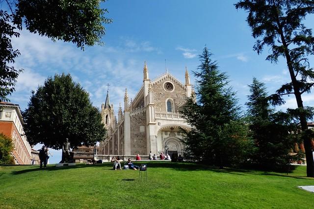 Iglesia de San Jerónimo el Real - Madrid-