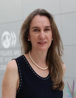 Helena Sybel Galván Gómez, Ambassador for Mexico to the OECD