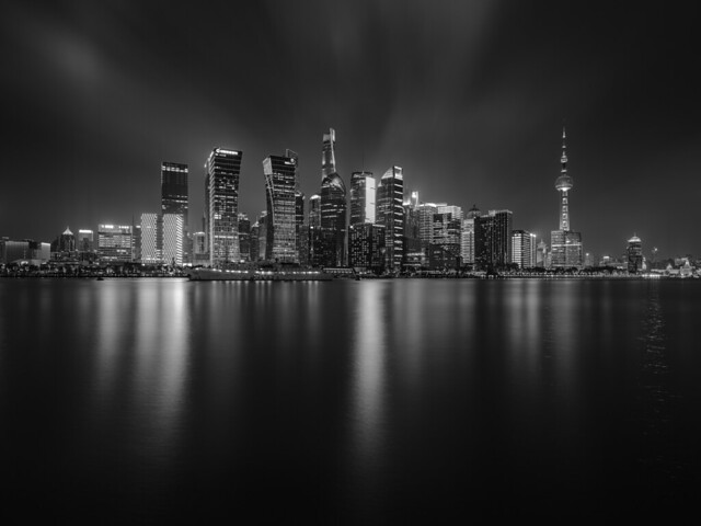 The North Bund Shanghai