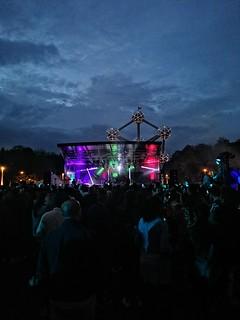Festival de las luces (Diwali Festival) en Atomium.