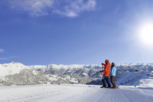 4=3: čtyřdenní skipas do rakouského NASSFELDu za cenu 3 dnů v termínech: 6.12.–21.12.2019, 7.1.–18.1.2020, 15.3.–13.4.2020. Platba až na místě!