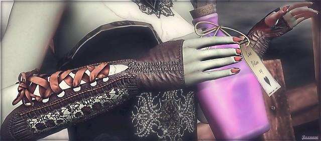 ► ﹌Nova Gloves﹌ ◄