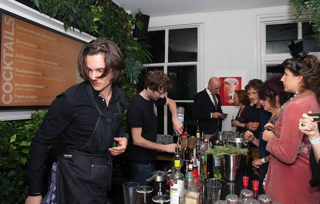 poëtische cocktailbar