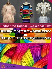 International Journal of Fashion Technology & Textile Engineering