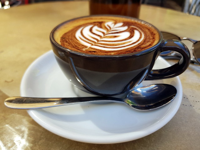Coffeeneuring 2019 no. 1 — Saturday afternoon rambling ride
