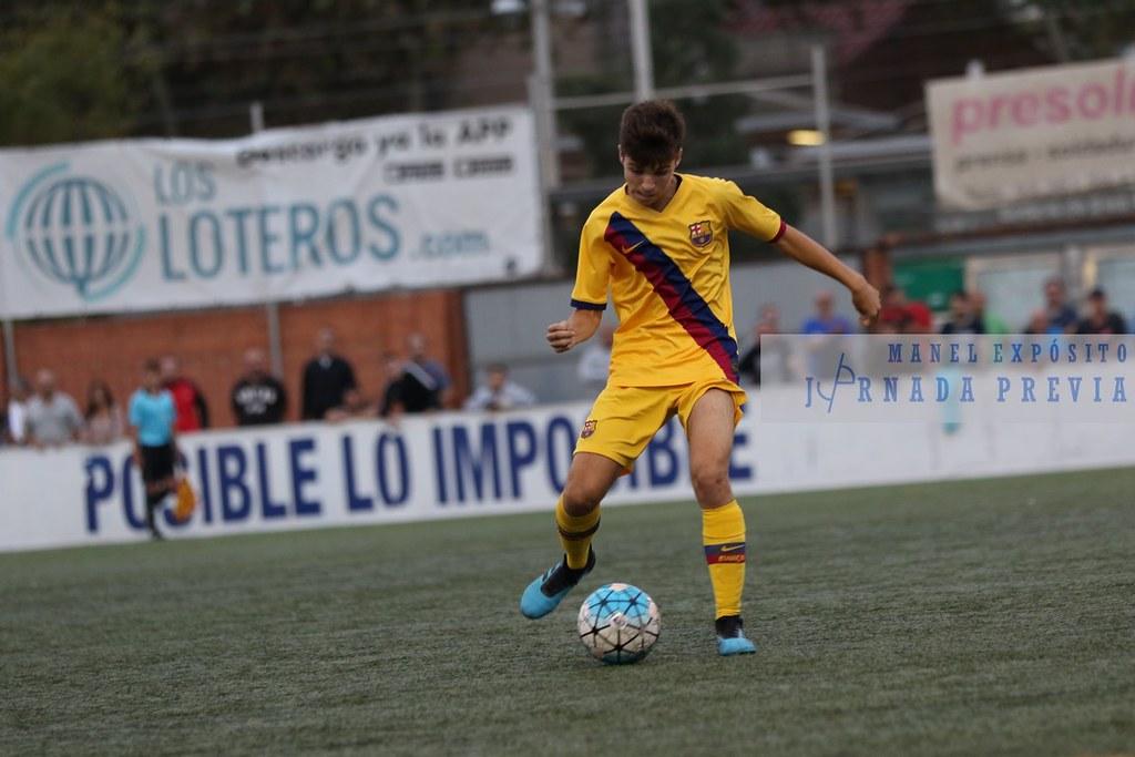 Cad A St Gabriel - FC Barcelona