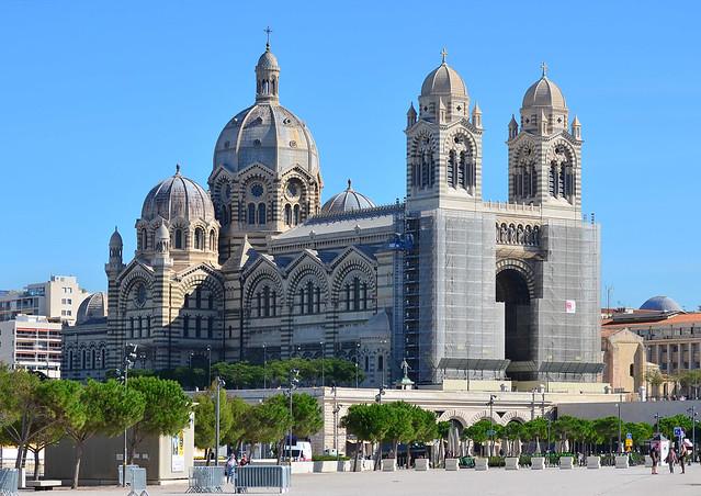Cathédrale de la Major, Marseille - 27 Sep 2019