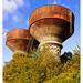 Water tower Zurenborg