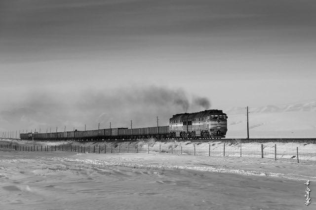 Deisel locomotive 2TE116 ...