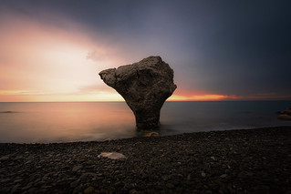 The rock anvil at dawn | by Oash_Dany