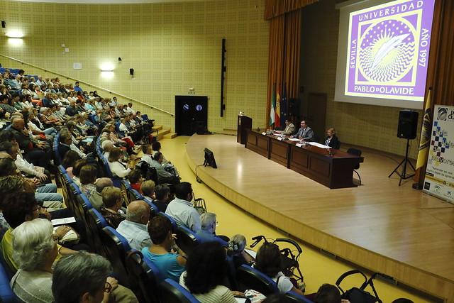 Aula Abierta de Mayores - Inauguración del curso 2019/20
