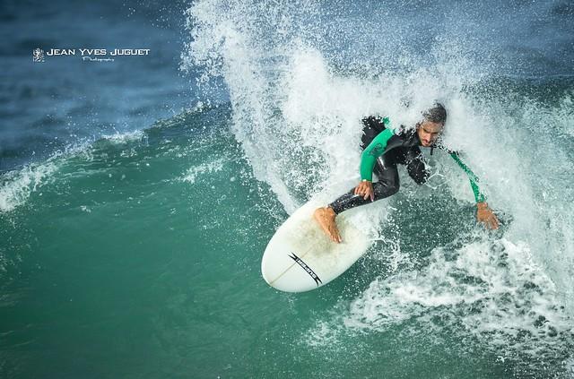Surf - Hossegor, La Graviere (France)