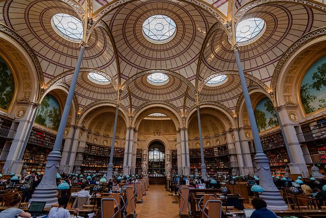 bibliothèque nationale Richelieu