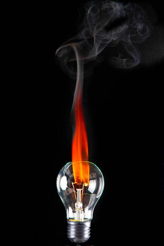 Durchgebrannt