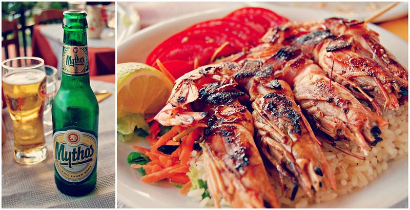 Comida na Grécia