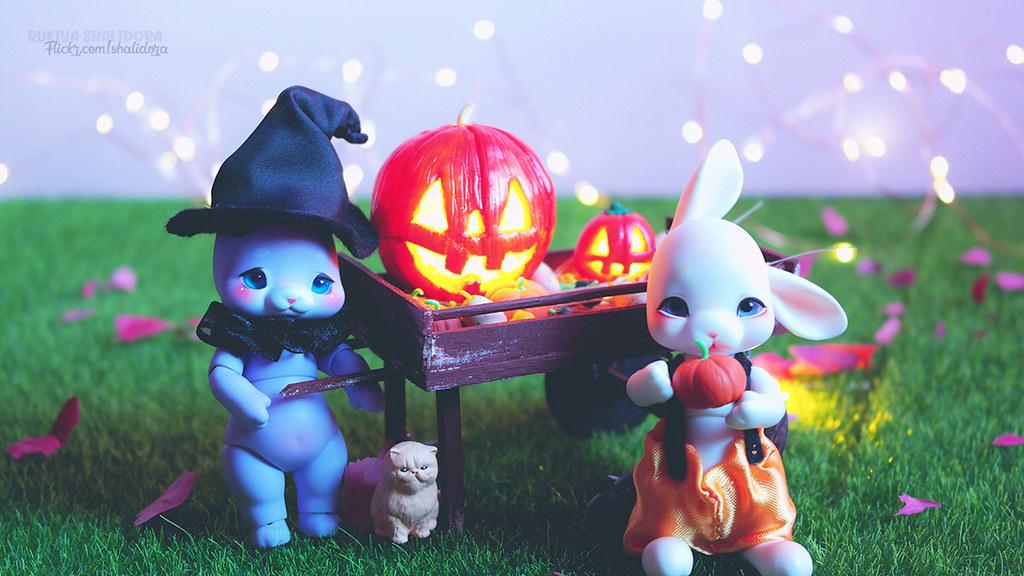 Rukiya's Dolls MAJ 14/10 ~Happy Halloween !~ p33 - Page 33 48897030336_895535c684_b