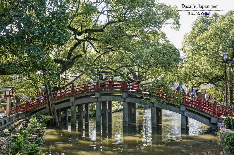 2019 Japan Kyushu Dazaifu Shrine 1