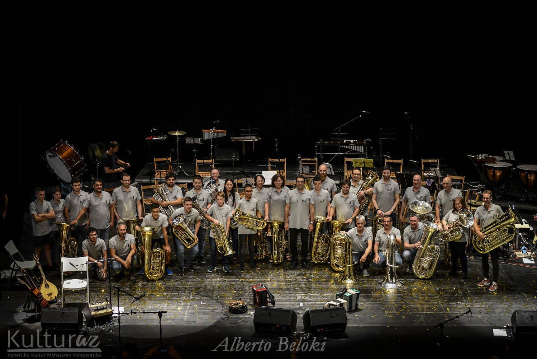 Korrontzi Tuba Band