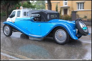 """""""Bugatti Type 41"""" Molsheim 2019"""
