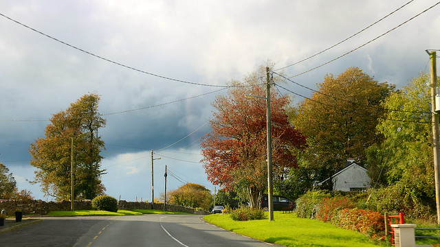 on the road - westmeath