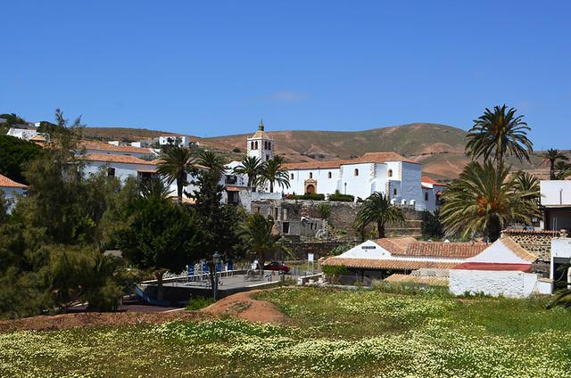 Betancuria, acceptable authenticity on Fuerteventura