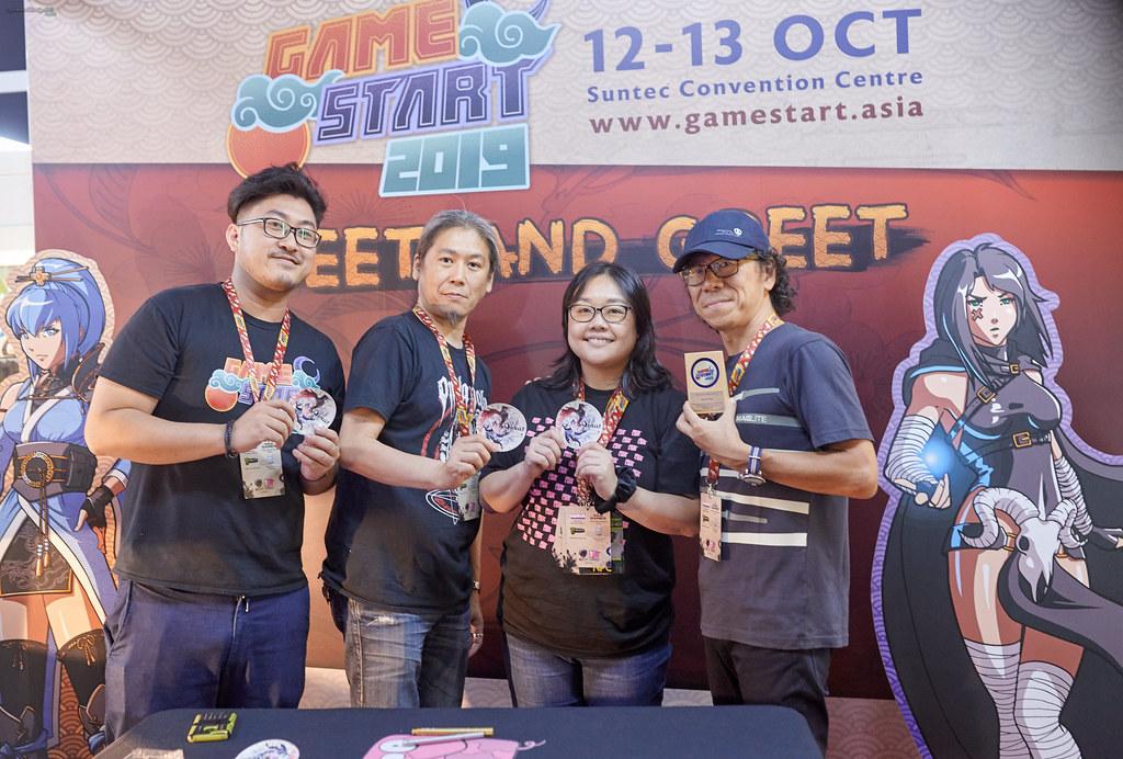 Gamestart 2019