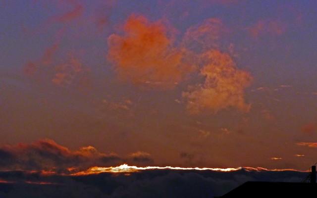 Last Nights Sunset 13th October 2019