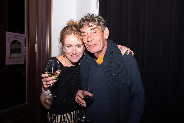 Roosmarie Custers en Charles Hofman