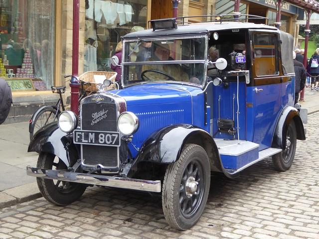 1939 Morris Super Six G2SW Taxi