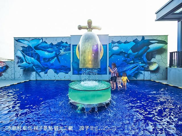 水銡利 彰化 親子景點 觀光工廠