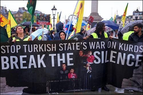 Stop the war on Kurds - DSCF5911a