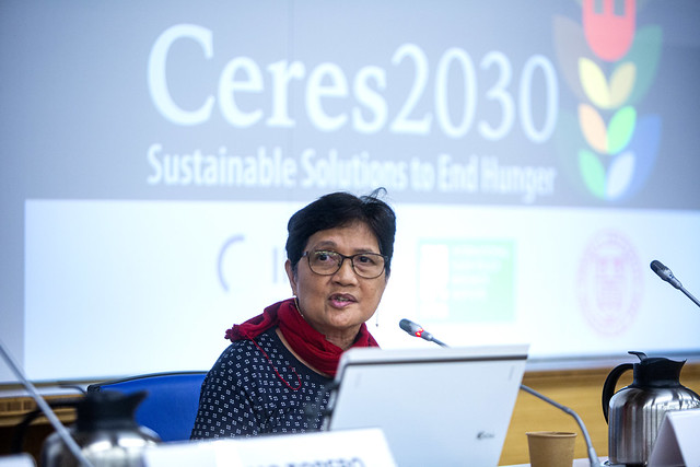 CFS 46 Side Event: SE062 Reducing Post Harvest Losses in Agriculture
