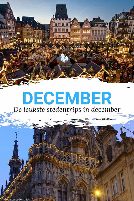 De leukste stedentrips in december | Mooistestedentrips.nl