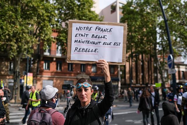 Gilets Jaunes Act 48 - Toulouse