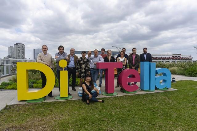 I Encuentro del Grupo Internacional de Tecnologías Educativas